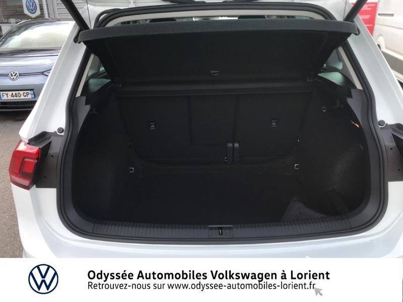 Photo 12 de l'offre de VOLKSWAGEN Tiguan 2.0 TDI 150ch Active à 35990€ chez Odyssée Automobiles - Volkswagen Lorient