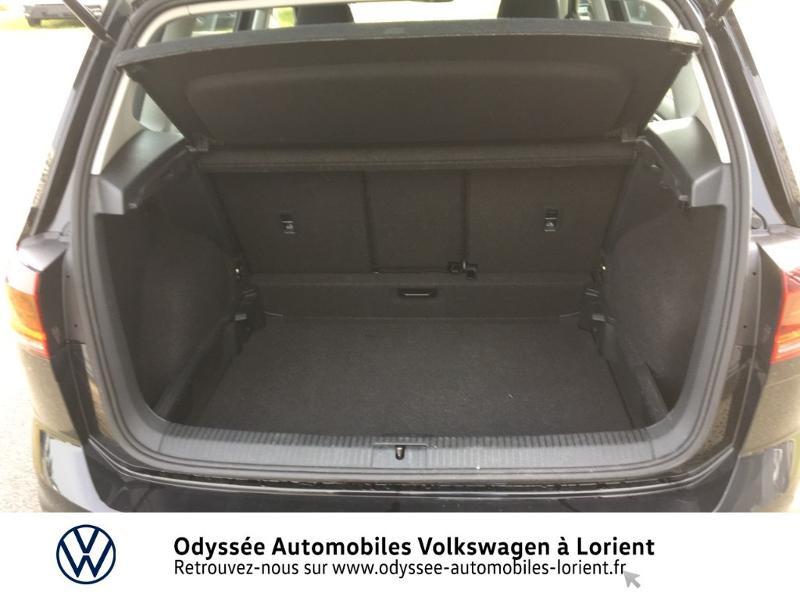 Photo 12 de l'offre de VOLKSWAGEN Golf Sportsvan 1.6 TDI 115ch BlueMotion Technology FAP United Euro6d-T à 24990€ chez Odyssée Automobiles - Volkswagen Lorient