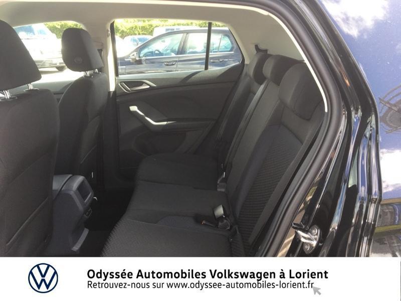 Photo 11 de l'offre de VOLKSWAGEN T-Cross 1.0 TSI 115ch United DSG7 à 24990€ chez Odyssée Automobiles - Volkswagen Lorient