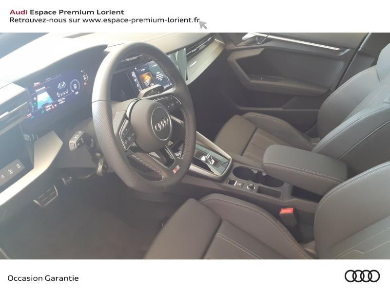 Photo 12 de l'offre de AUDI A3 Sportback 40 TFSI e 204ch S line S tronic 6 à 45490€ chez Odyssée Automobiles - Volkswagen Lorient