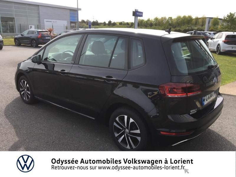 Photo 3 de l'offre de VOLKSWAGEN Golf Sportsvan 1.6 TDI 115ch BlueMotion Technology FAP United Euro6d-T à 24990€ chez Odyssée Automobiles - Volkswagen Lorient