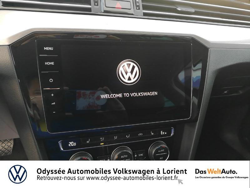 Photo 8 de l'offre de VOLKSWAGEN Passat SW 1.4 TSI 218ch Hybride Rechargeable GTE DSG6 à 33980€ chez Odyssée Automobiles - Volkswagen Lorient
