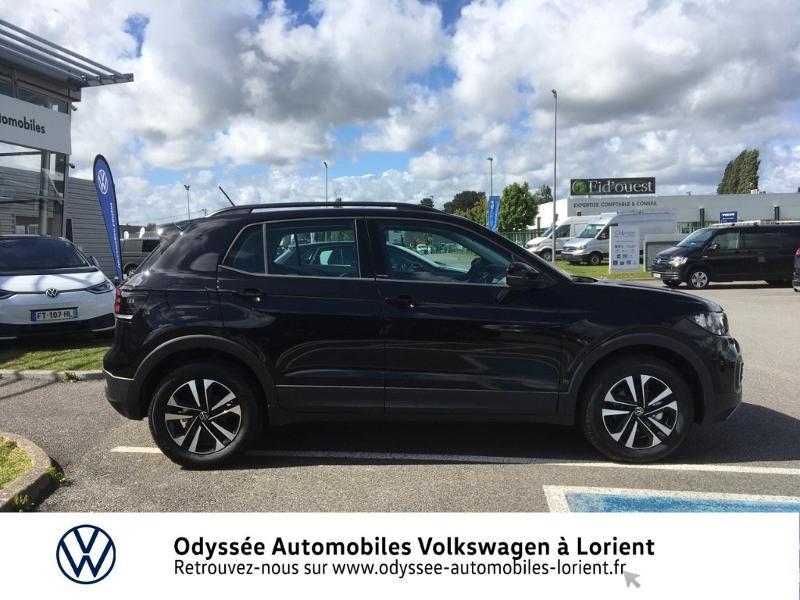 Photo 4 de l'offre de VOLKSWAGEN T-Cross 1.0 TSI 115ch United DSG7 à 24990€ chez Odyssée Automobiles - Volkswagen Lorient