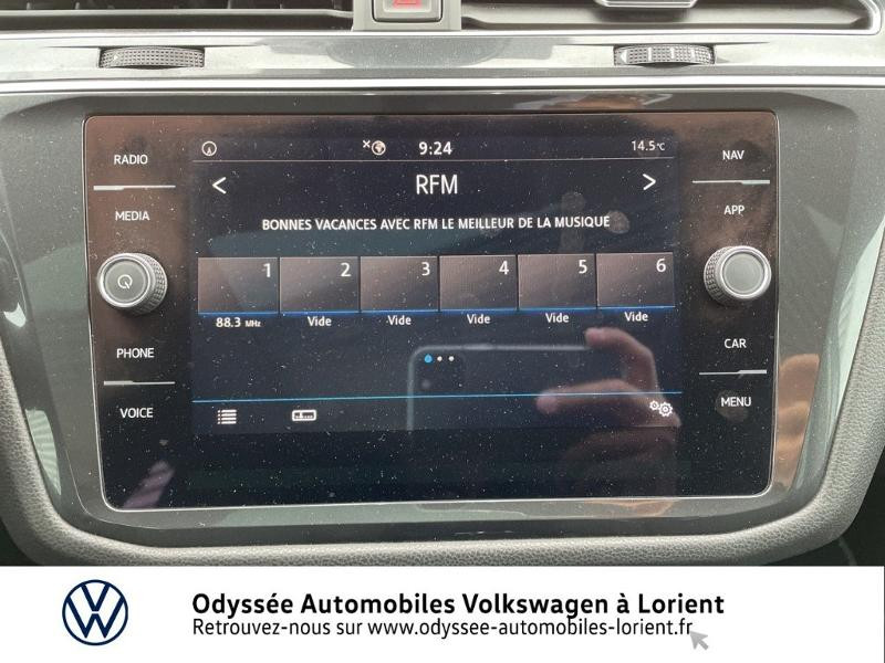 Photo 8 de l'offre de VOLKSWAGEN Tiguan Allspace 2.0 TDI 150ch Carat DSG7 Euro6d-T à 34890€ chez Odyssée Automobiles - Volkswagen Lorient