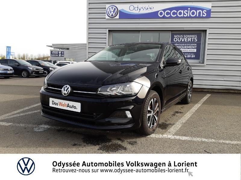 Photo 19 de l'offre de VOLKSWAGEN Polo 1.0 TSI 95ch IQ.Drive Euro6d-T à 16860€ chez Odyssée Automobiles - Volkswagen Lorient