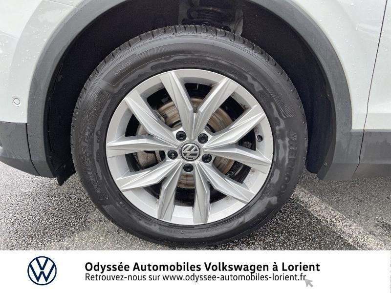 Photo 14 de l'offre de VOLKSWAGEN Tiguan Allspace 2.0 TDI 150ch Carat DSG7 Euro6d-T à 34890€ chez Odyssée Automobiles - Volkswagen Lorient
