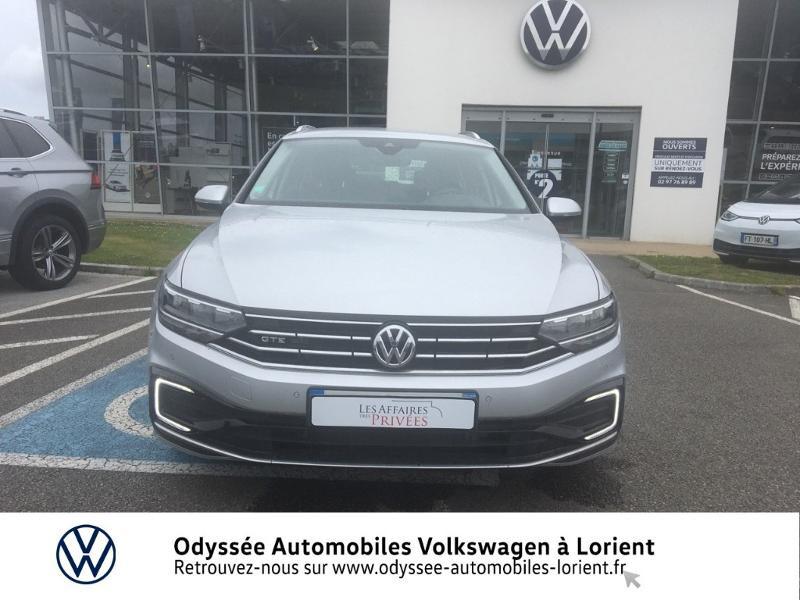 Photo 5 de l'offre de VOLKSWAGEN Passat SW 1.4 TSI 218ch Hybride Rechargeable GTE Business DSG6 à 37990€ chez Odyssée Automobiles - Volkswagen Lorient