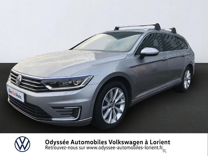 Photo 1 de l'offre de VOLKSWAGEN Passat SW 1.4 TSI 218ch GTE DSG6 à 29860€ chez Odyssée Automobiles - Volkswagen Lorient