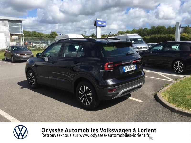 Photo 3 de l'offre de VOLKSWAGEN T-Cross 1.0 TSI 115ch United DSG7 à 24990€ chez Odyssée Automobiles - Volkswagen Lorient