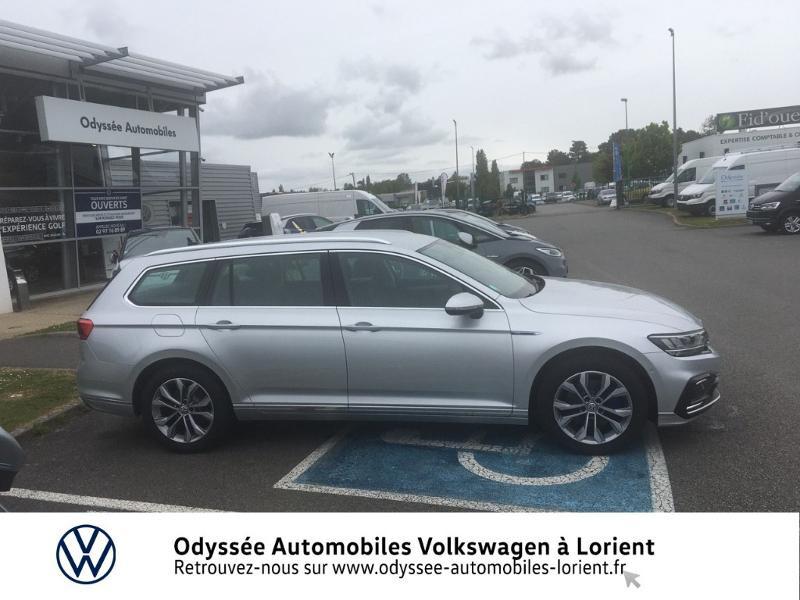 Photo 4 de l'offre de VOLKSWAGEN Passat SW 1.4 TSI 218ch Hybride Rechargeable GTE Business DSG6 à 37990€ chez Odyssée Automobiles - Volkswagen Lorient