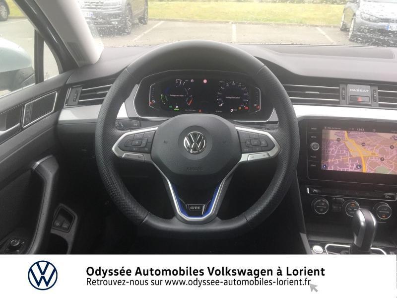 Photo 7 de l'offre de VOLKSWAGEN Passat SW 1.4 TSI 218ch Hybride Rechargeable GTE Business DSG6 à 37990€ chez Odyssée Automobiles - Volkswagen Lorient