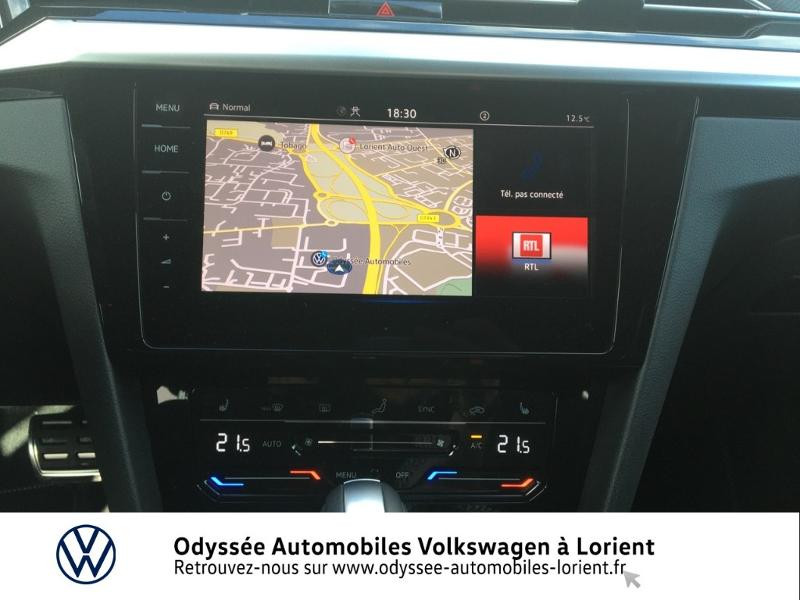 Photo 8 de l'offre de VOLKSWAGEN Arteon ShootingBrake 2.0 TDI EVO 150ch R-Line DSG7 à 46990€ chez Odyssée Automobiles - Volkswagen Lorient