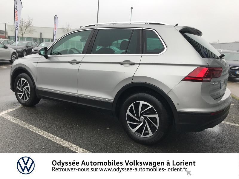 Photo 3 de l'offre de VOLKSWAGEN Tiguan 2.0 TDI 150ch Connect DSG7 Euro6d-T à 28930€ chez Odyssée Automobiles - Volkswagen Lorient