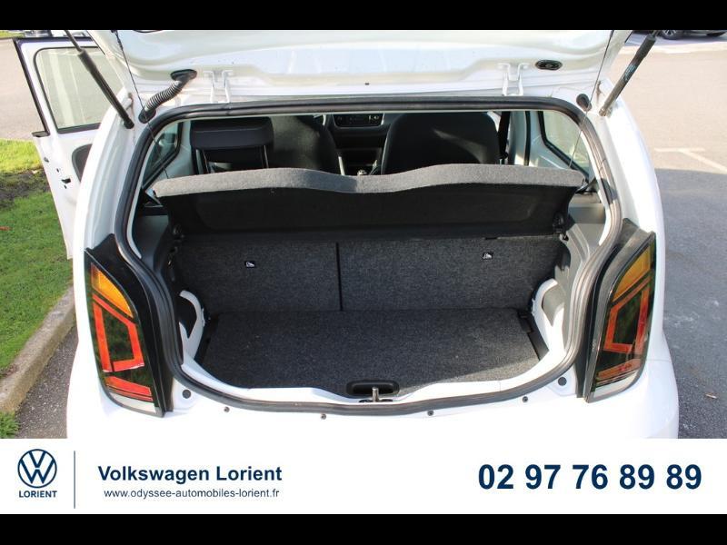 Photo 10 de l'offre de VOLKSWAGEN up! 1.0 60ch BlueMotion Technology IQ.Drive 5p Euro6d-T à 10990€ chez Odyssée Automobiles - Volkswagen Lorient