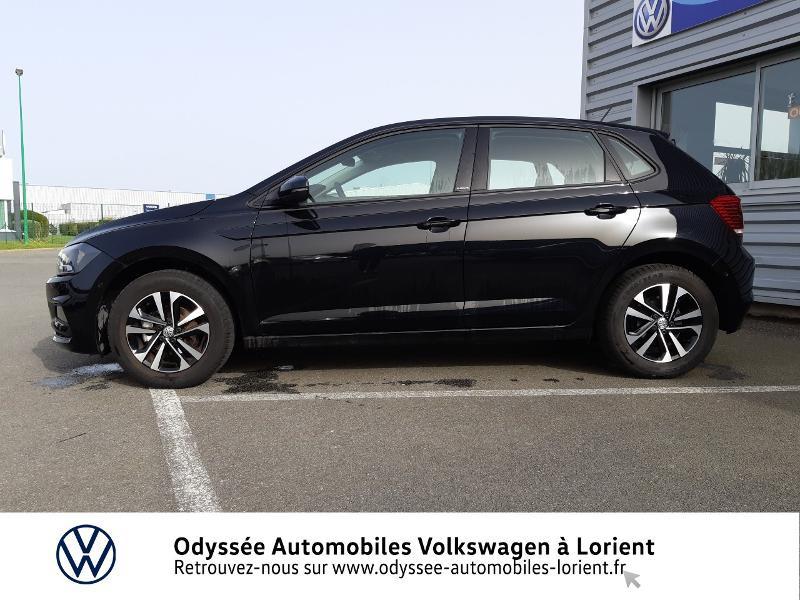 Photo 2 de l'offre de VOLKSWAGEN Polo 1.0 TSI 95ch IQ.Drive Euro6d-T à 16860€ chez Odyssée Automobiles - Volkswagen Lorient