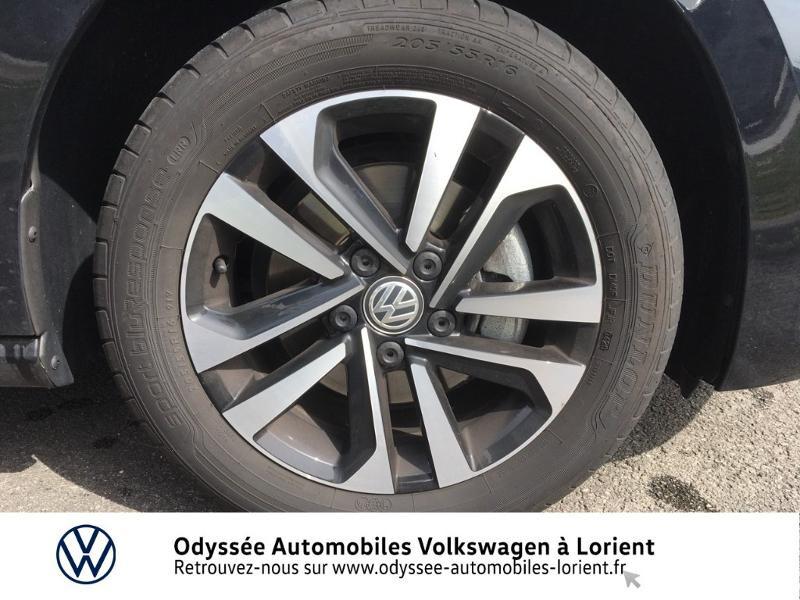 Photo 14 de l'offre de VOLKSWAGEN Golf Sportsvan 1.6 TDI 115ch BlueMotion Technology FAP United Euro6d-T à 24990€ chez Odyssée Automobiles - Volkswagen Lorient