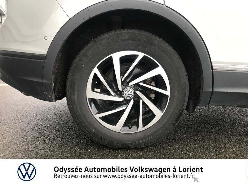 Photo 13 de l'offre de VOLKSWAGEN Tiguan 1.5 TSI EVO 150ch Connect Euro6d-T à 24980€ chez Odyssée Automobiles - Volkswagen Lorient