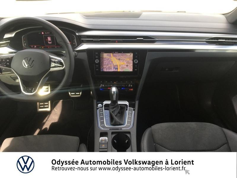 Photo 6 de l'offre de VOLKSWAGEN Arteon 2.0 TDI 150ch BlueMotion Technology R-line DSG7 à 39999€ chez Odyssée Automobiles - Volkswagen Lorient