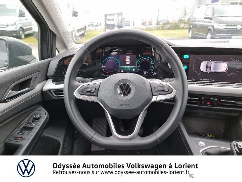 Photo 7 de l'offre de VOLKSWAGEN Golf 1.4 eHybrid OPF 204ch Style 1st DSG6 à 38990€ chez Odyssée Automobiles - Volkswagen Lorient