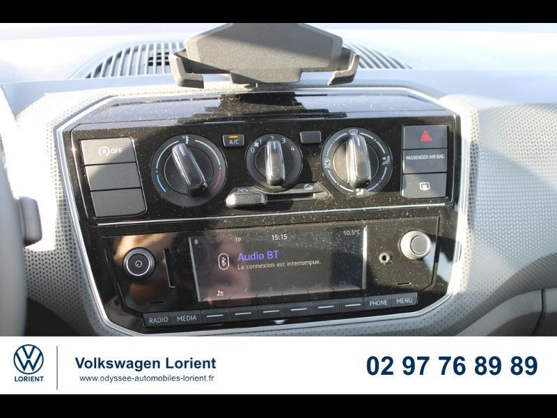 Photo 7 de l'offre de VOLKSWAGEN up! 1.0 60ch BlueMotion Technology IQ.Drive 5p Euro6d-T à 10990€ chez Odyssée Automobiles - Volkswagen Lorient