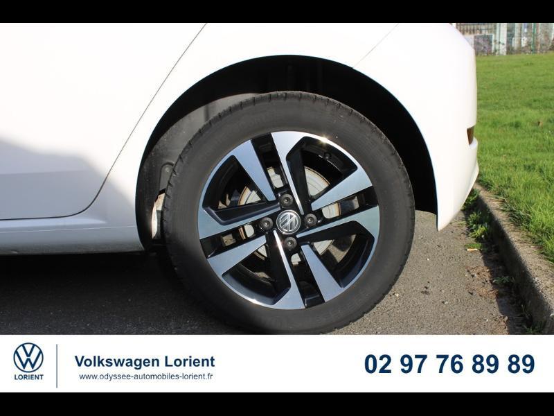 Photo 14 de l'offre de VOLKSWAGEN up! 1.0 60ch BlueMotion Technology IQ.Drive 5p Euro6d-T à 10990€ chez Odyssée Automobiles - Volkswagen Lorient