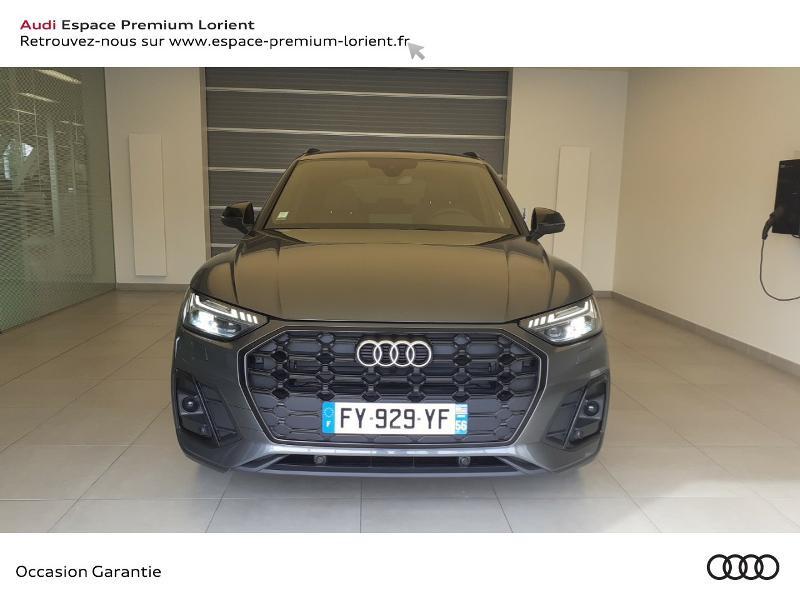 Photo 2 de l'offre de AUDI Q5 35 TDI 163ch S line S tronic 7 à 59990€ chez Odyssée Automobiles - Volkswagen Lorient