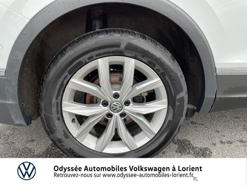 Photo 16 de l'offre de VOLKSWAGEN Tiguan Allspace 2.0 TDI 150ch Carat DSG7 Euro6d-T à 34890€ chez Odyssée Automobiles - Volkswagen Lorient