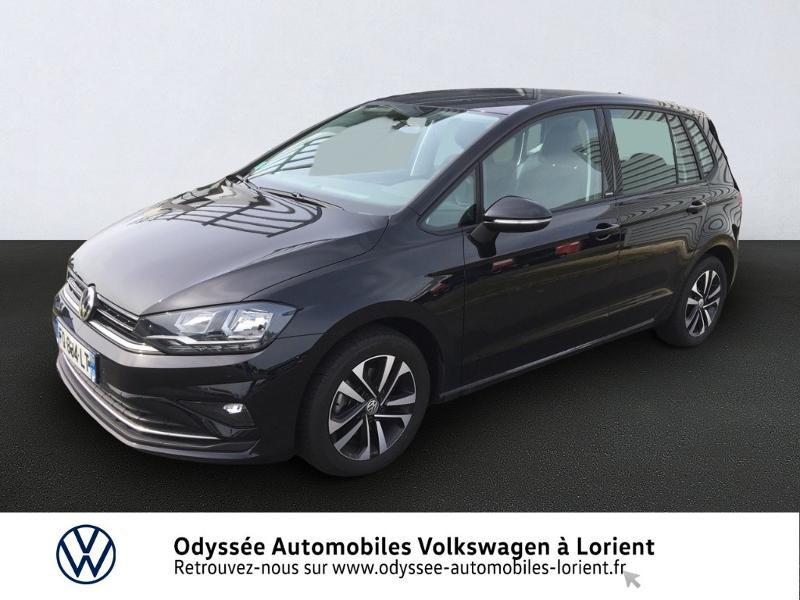 Volkswagen Golf Sportsvan 1.6 TDI 115ch BlueMotion Technology FAP United Euro6d-T Diesel NOIR INTENSE Occasion à vendre