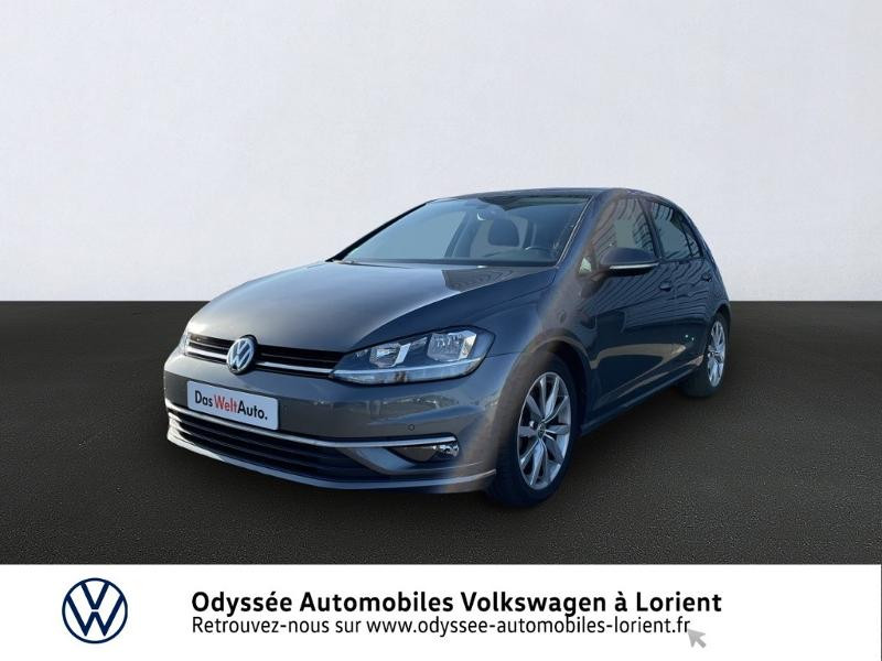 Photo 1 de l'offre de VOLKSWAGEN Golf 1.5 TSI EVO 150ch Match DSG7 Euro6d-T 5p à 22830€ chez Odyssée Automobiles - Volkswagen Lorient