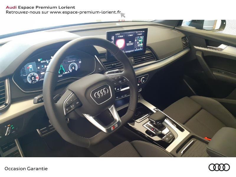 Photo 18 de l'offre de AUDI Q5 35 TDI 163ch S line S tronic 7 à 59990€ chez Odyssée Automobiles - Volkswagen Lorient