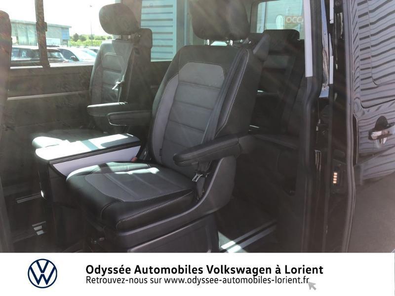 Photo 9 de l'offre de VOLKSWAGEN Multivan 2.0 TDI 150ch BlueMotion Technology Carat Edition Euro6d-T à 59960€ chez Odyssée Automobiles - Volkswagen Lorient