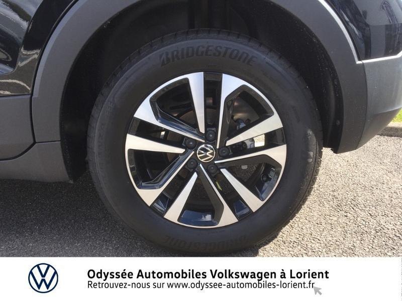Photo 13 de l'offre de VOLKSWAGEN T-Cross 1.0 TSI 115ch United DSG7 à 24990€ chez Odyssée Automobiles - Volkswagen Lorient