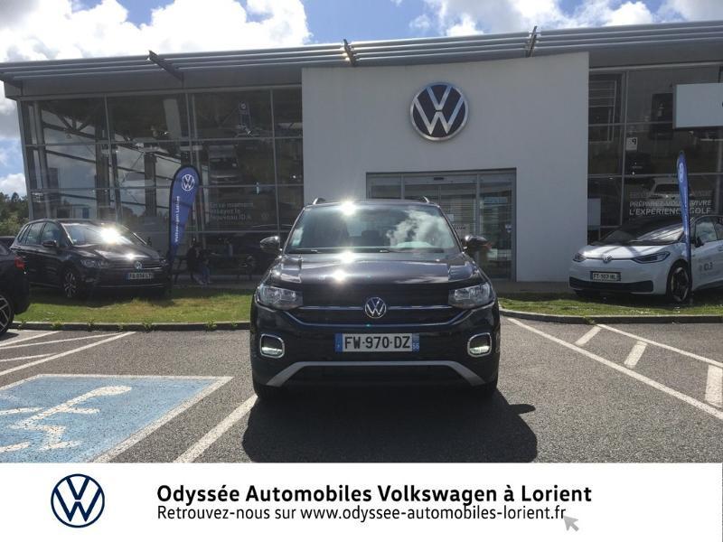Photo 5 de l'offre de VOLKSWAGEN T-Cross 1.0 TSI 115ch United DSG7 à 24990€ chez Odyssée Automobiles - Volkswagen Lorient