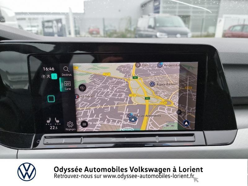 Photo 8 de l'offre de VOLKSWAGEN Golf 1.4 eHybrid OPF 204ch Style 1st DSG6 à 38990€ chez Odyssée Automobiles - Volkswagen Lorient