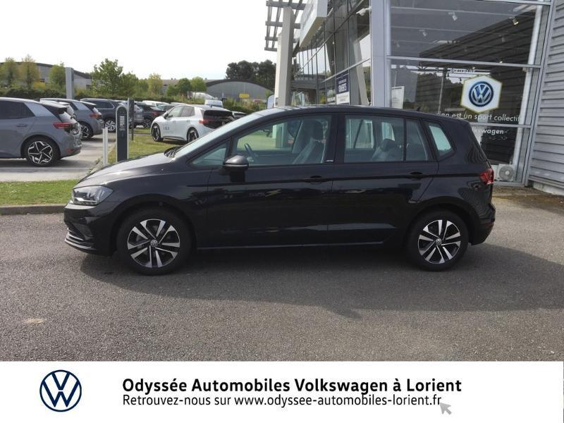 Photo 2 de l'offre de VOLKSWAGEN Golf Sportsvan 1.6 TDI 115ch BlueMotion Technology FAP United Euro6d-T à 24990€ chez Odyssée Automobiles - Volkswagen Lorient