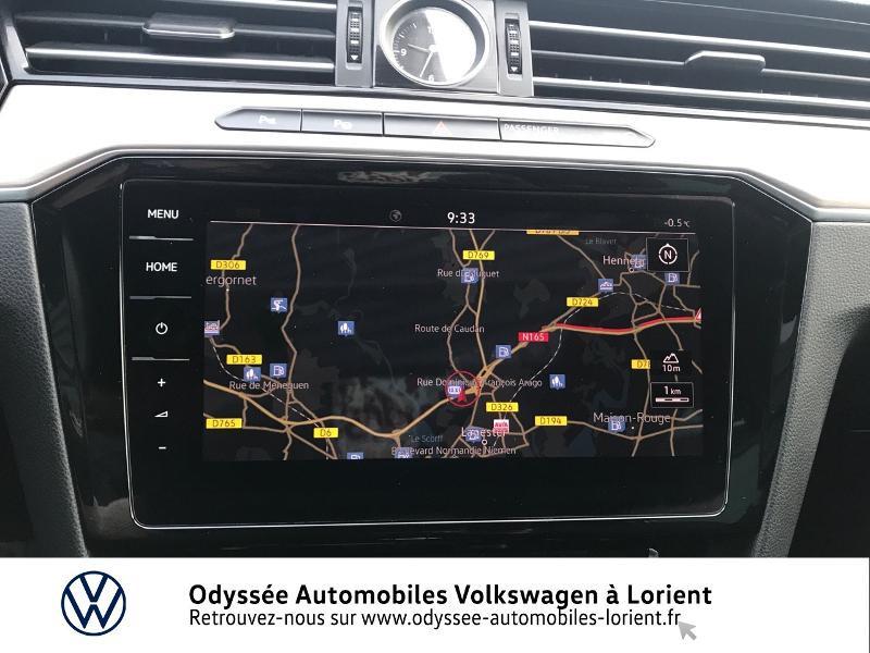 Photo 8 de l'offre de VOLKSWAGEN Passat SW 1.4 TSI 218ch GTE DSG6 à 29860€ chez Odyssée Automobiles - Volkswagen Lorient