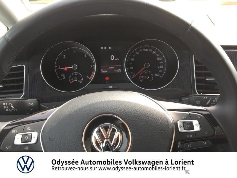 Photo 9 de l'offre de VOLKSWAGEN Golf Sportsvan 1.6 TDI 115ch BlueMotion Technology FAP United Euro6d-T à 24990€ chez Odyssée Automobiles - Volkswagen Lorient