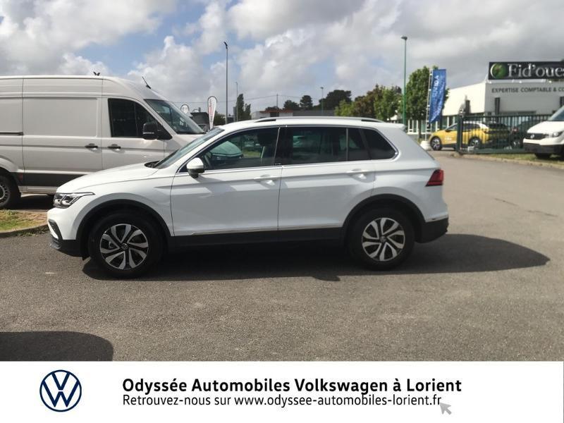 Photo 2 de l'offre de VOLKSWAGEN Tiguan 2.0 TDI 150ch Active à 35990€ chez Odyssée Automobiles - Volkswagen Lorient
