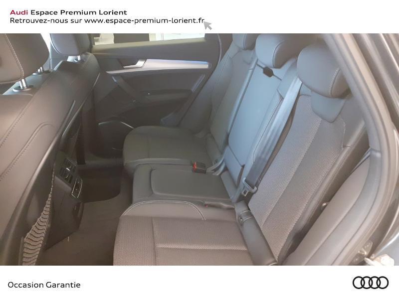 Photo 8 de l'offre de AUDI Q5 35 TDI 163ch S line S tronic 7 à 59990€ chez Odyssée Automobiles - Volkswagen Lorient