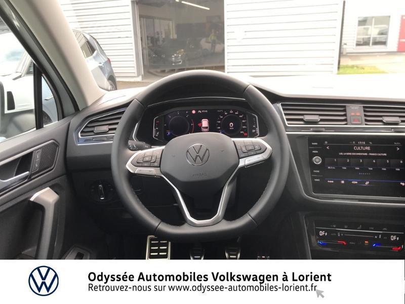 Photo 7 de l'offre de VOLKSWAGEN Tiguan 2.0 TDI 150ch Active à 35990€ chez Odyssée Automobiles - Volkswagen Lorient