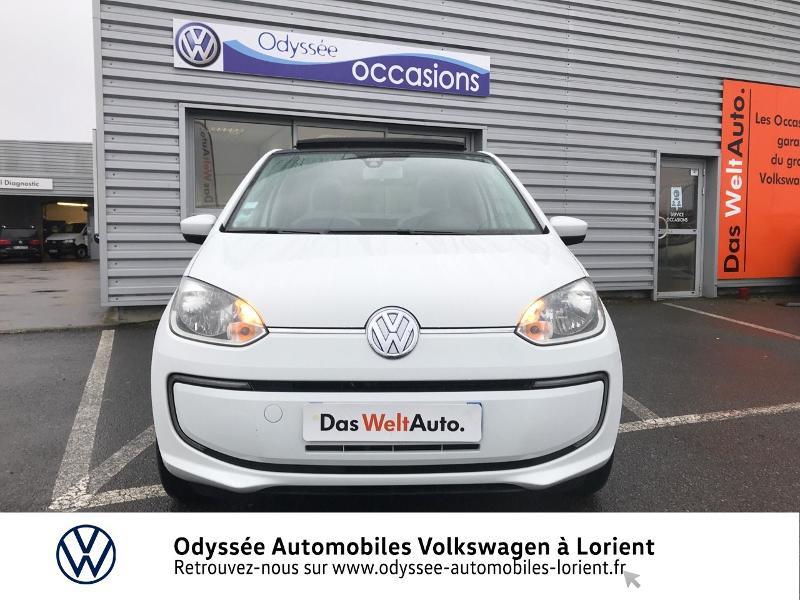 Photo 5 de l'offre de VOLKSWAGEN e-up! 82ch 5p à 9930€ chez Odyssée Automobiles - Volkswagen Lorient