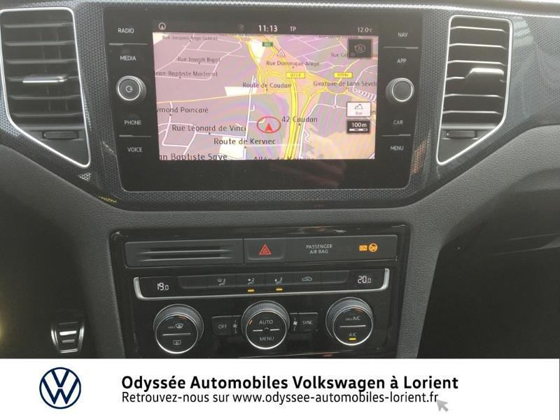 Photo 8 de l'offre de VOLKSWAGEN Golf Sportsvan 1.6 TDI 115ch BlueMotion Technology FAP United Euro6d-T à 24990€ chez Odyssée Automobiles - Volkswagen Lorient