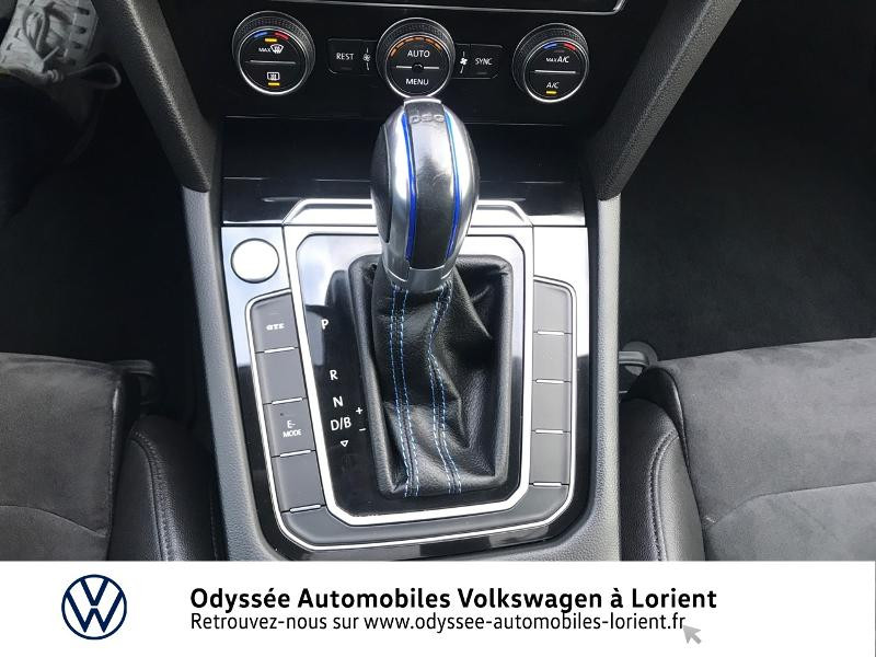 Photo 10 de l'offre de VOLKSWAGEN Passat SW 1.4 TSI 218ch GTE DSG6 à 29860€ chez Odyssée Automobiles - Volkswagen Lorient
