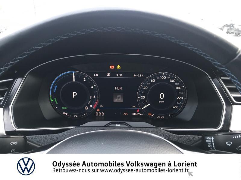 Photo 9 de l'offre de VOLKSWAGEN Passat SW 1.4 TSI 218ch GTE DSG6 à 29860€ chez Odyssée Automobiles - Volkswagen Lorient