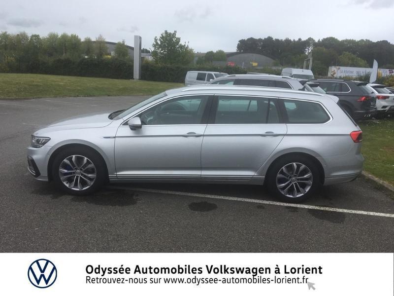Photo 2 de l'offre de VOLKSWAGEN Passat SW 1.4 TSI 218ch Hybride Rechargeable GTE Business DSG6 à 37990€ chez Odyssée Automobiles - Volkswagen Lorient