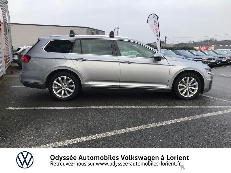 Photo 4 de l'offre de VOLKSWAGEN Passat SW 1.4 TSI 218ch GTE DSG6 à 29860€ chez Odyssée Automobiles - Volkswagen Lorient