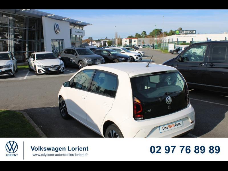 Photo 4 de l'offre de VOLKSWAGEN up! 1.0 60ch BlueMotion Technology IQ.Drive 5p Euro6d-T à 10990€ chez Odyssée Automobiles - Volkswagen Lorient