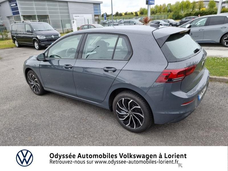 Photo 3 de l'offre de VOLKSWAGEN Golf 1.4 eHybrid OPF 204ch Style 1st DSG6 à 38990€ chez Odyssée Automobiles - Volkswagen Lorient