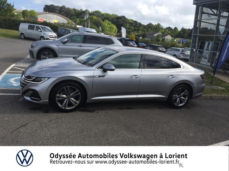 Photo 2 de l'offre de VOLKSWAGEN Arteon 2.0 TDI 150ch BlueMotion Technology R-line DSG7 à 39999€ chez Odyssée Automobiles - Volkswagen Lorient