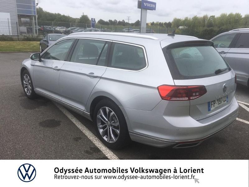 Photo 3 de l'offre de VOLKSWAGEN Passat SW 1.4 TSI 218ch Hybride Rechargeable GTE Business DSG6 à 37990€ chez Odyssée Automobiles - Volkswagen Lorient